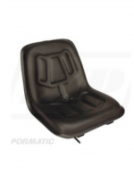 VLD1578 Compact replacement tractor seat