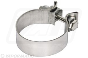 "VLD2007 - Exhaust Clamp 2.5"" (63.5mm)"