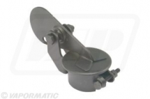 VLD2072 - Exhaust flap / weather cap 2 1/8 (51mm)