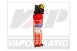Fire extinguisher 600g