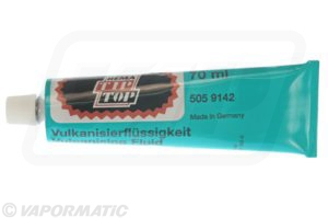 Vulcanising Fluid - tube 70ml (for tube patches)