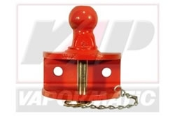 Ball & pin coupling 50mm