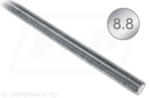 VLG5007 Threaded Rod Plated High Tensile M24 1 Metre