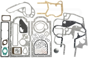 VPC6114 - Bottom gasket set
