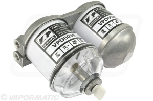 VPD6851 - Fuel filter assembly - double