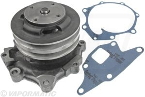 VPE1029 - Water pump, double pulley without backplate