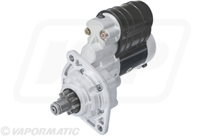 Starter motor 2.8 kW gear reduction