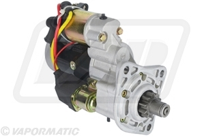 Jubana Starter Motor 3.2kW Gear Reduction