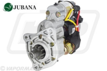 VPF6027 Jubana Starter Motor 3.2kW Gear Reduction