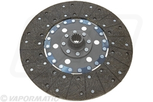 VPG2027 - Clutch driven plate