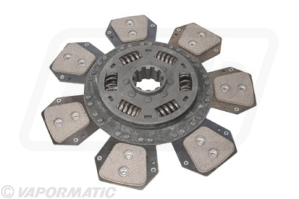 VPG2213 - Clutch driven plate