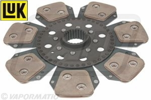 VPG2237 - Clutch driven plate