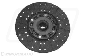 VPG2299 - Clutch driven plate