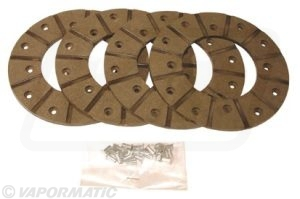 VPJ7019 - Friction disc lining kit 165mm
