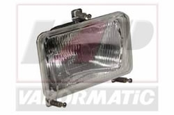 Head lamp RH dip