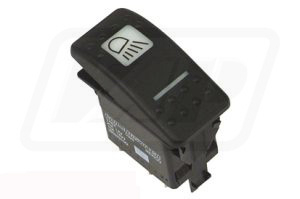 VPM6153 - Worklamp switch - MF 42 and 43 Series