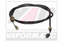 VPM6598 - Hand throttle cable
