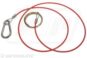 VPN4404 Breakaway cable - Spring Ring attachment