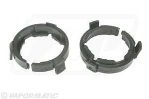 VTE1602 PTO Guard Retainer 62.0mm Square Groove - Pair