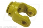 VTE3210 Outer Triangular PTO Tube Yoke
