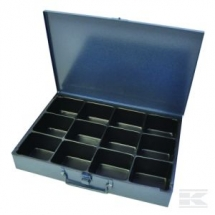 Assortment box 12-compartment