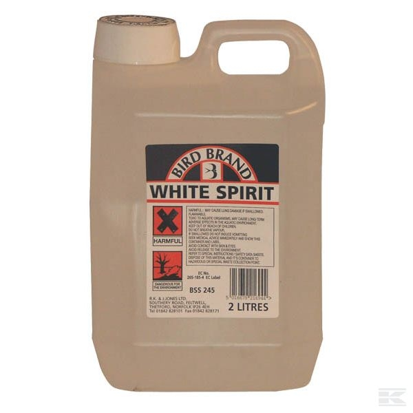 White Spirit 2 Litre