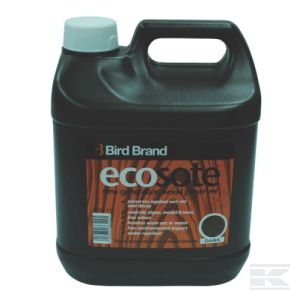Ecosote Dark Brown (4ltr)